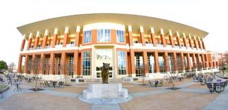 Główny Studencki Rekreacyjny centrum przy uniwersytetem Memphis obraz royalty free