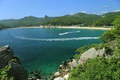 głąbika piękny morze Zdjęcie Royalty Free