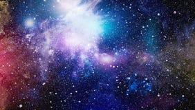głęboka galaxy przestrzeni spirala Elementy ten wizerunek meblujący NASA zdjęcie royalty free