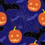 Głęboka jesień bezszwowa Obrazy Royalty Free