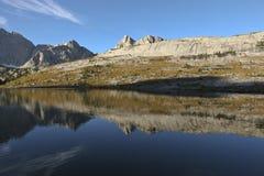 Głęboki Jezioro. Fotografia Royalty Free