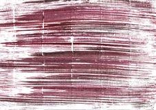 Głęboki rubinowy abstrakcjonistyczny akwareli tło Zdjęcie Stock
