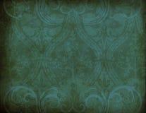 głęboki - zielony symbol Obrazy Royalty Free