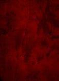 Głęboki zmrok - czerwony Grunge Textured tło Zdjęcia Stock