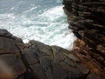 głębokie morza Zdjęcia Stock