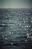 głębokie morze niebieskie zdjęcia stock
