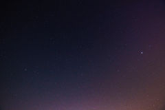 głębokie niebo Obrazy Royalty Free
