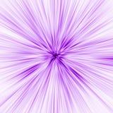 głębokość wpływ linie purpurowy Zdjęcie Royalty Free