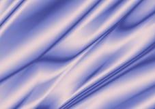 Gładka elegancka fiołkowa jedwabiu lub atłasu tekstura może używać jako tło Zdjęcia Stock