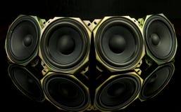 głośniki Obraz Royalty Free