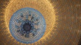 Głośnikowa kuli ziemskiej klatka Obraz Royalty Free