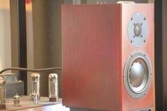 Głośnikowy system Zdjęcia Stock