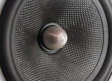 Głośnikowy woofer. obraz stock