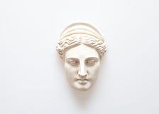 Głowa Hera rzeźba Fotografia Royalty Free