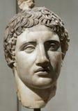 Głowa Hermes Obrazy Stock