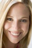głowa strzały kobieta zdjęcie royalty free