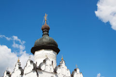 Głowy kościół Obraz Royalty Free