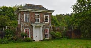 Głupota przy Herstmonceux kasztelem East Sussex Anglia zdjęcia stock