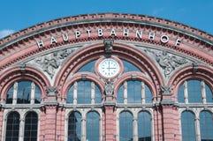 Główna stacja Bremen Obrazy Royalty Free