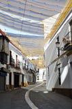 Główna ulica Carmona, Seville (Hiszpania) Obrazy Stock
