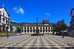 Główny plac miasto Zdjęcie Royalty Free