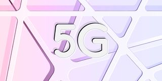 5g έμβλημα σύνδεσης ταχύτητας στοιχείων τεχνολογίας δικτύων στοκ φωτογραφία με δικαίωμα ελεύθερης χρήσης