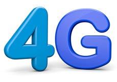 4G Στοκ εικόνες με δικαίωμα ελεύθερης χρήσης