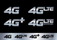 4G Royalty Illustrazione gratis