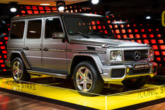 G63 AMG Stock Photos