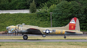17g b飞行堡垒 库存图片