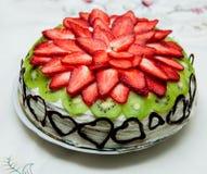 Gąbka tort 10 Zdjęcia Stock