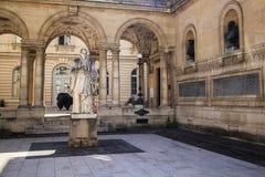 g Bude statua Obraz Royalty Free