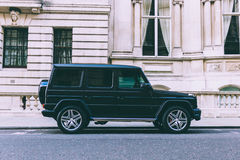 G-Class Mercedes Benz SUV Royalty Free Stock Image