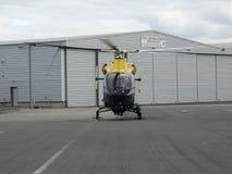 G-CMBS - unidad del apoyo aéreo de la policía de Cambridgeshire Foto de archivo libre de regalías