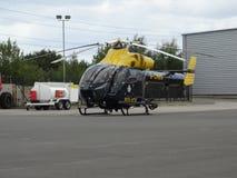 G-CMBS - unidad del apoyo aéreo de la policía de Cambridgeshire Fotografía de archivo