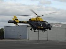G-CMBS - unidad del apoyo aéreo de la policía de Cambridgeshire Imagen de archivo