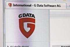 G data Royalty Free Stock Photos
