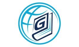 G för världsutbildningsbokstav Arkivfoton