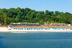 Göhren Beach, Rügen Stock Images