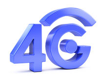 4G icon Royalty Free Stock Photos