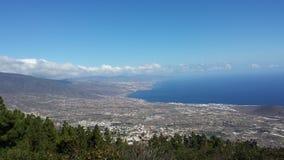 Güimar valley views Stock Photography