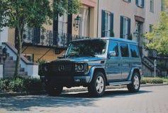 G-Lastwagen Lizenzfreie Stockfotos