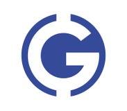 G Logo Design Concept Photo libre de droits