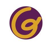 G Logo Design Concept Photos stock