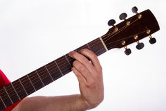G major chord Royalty Free Stock Photos