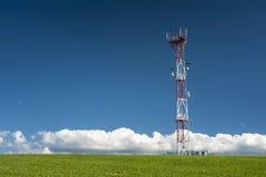 G-/Mkontrollturm Stockfoto