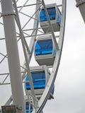 Gôndola de uma roda de Ferris Foto de Stock Royalty Free