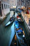 Gôndola de Veneza Fotos de Stock