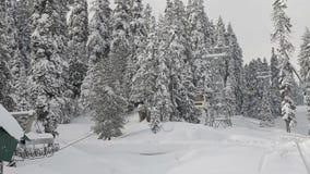 Gôndola Ski Lift filme
