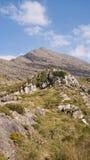 Głodny wzgórze w Caha Mts Zdjęcie Royalty Free